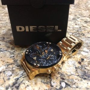 New Diesel Watch